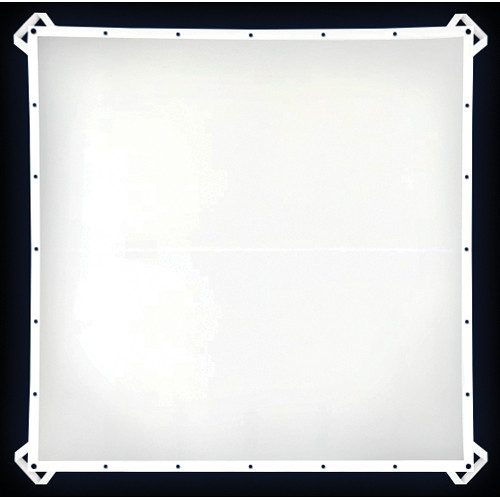 8X8 Light Diffuser Frame With Silk – Stage South Studio