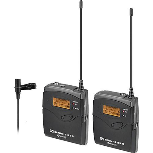 sennheiser-wireless-lapel-mics-2-pairs